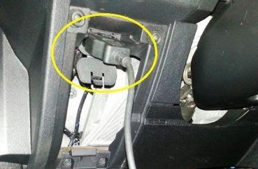 ford edge горит чек ошибка датчик распредвала
